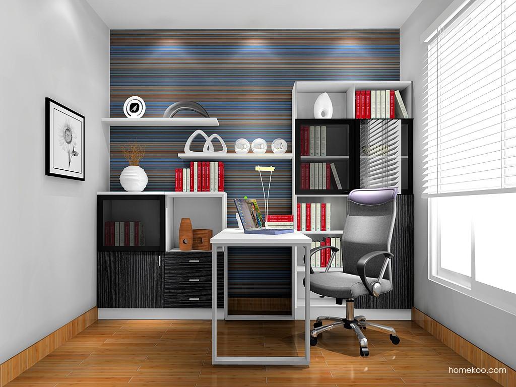 新实用主义书房家具C0184