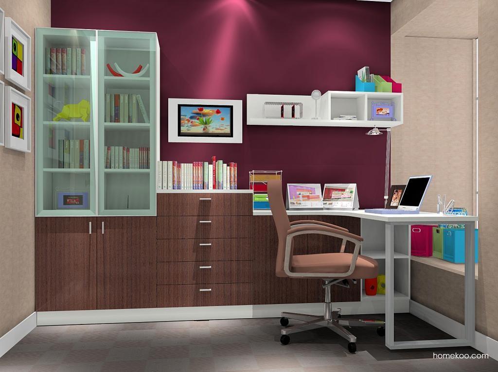 书房家具C8754