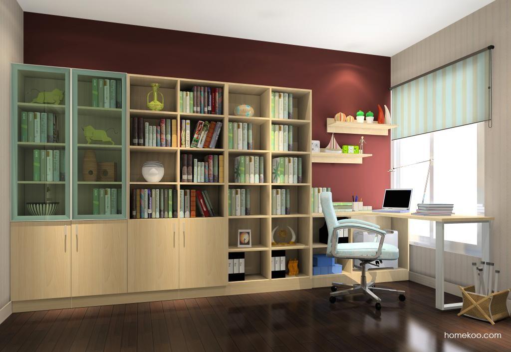 书房家具C8771
