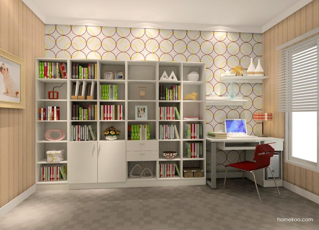 书房家具C8727