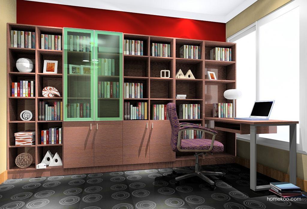 书房家具C8774