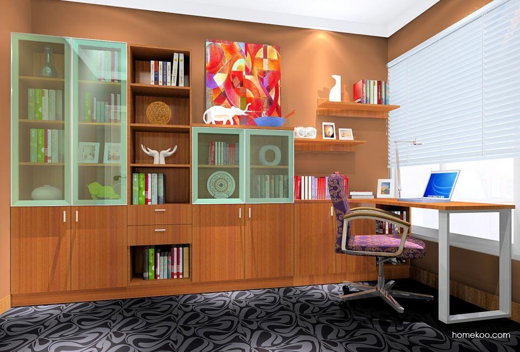 书房家具C0229