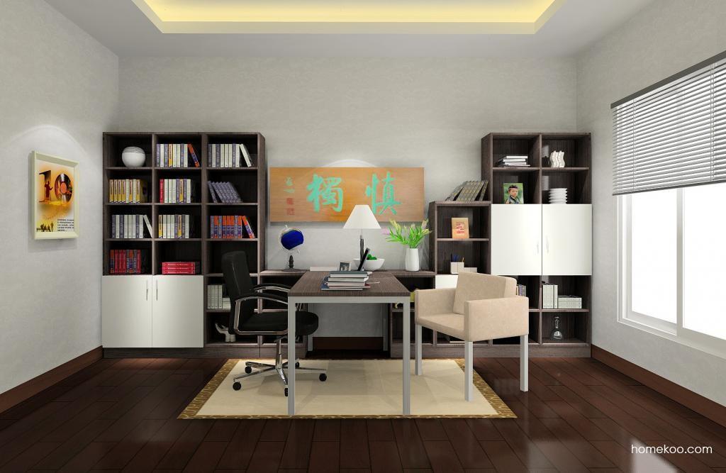 书房家具C0236