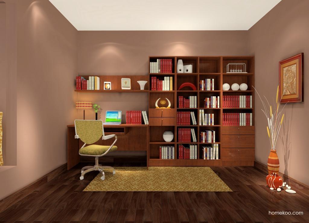 书房家具C8649
