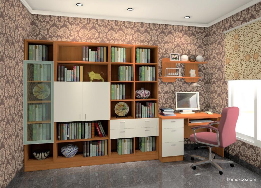 书房家具C0257