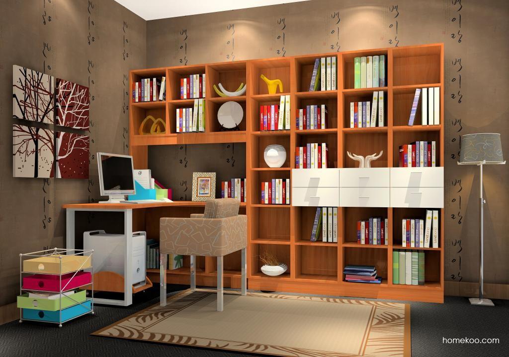 书房家具C0260