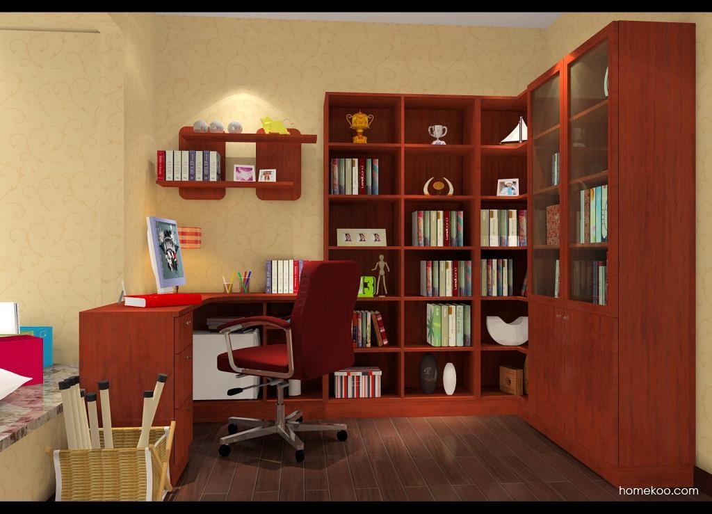 书房家具C8633