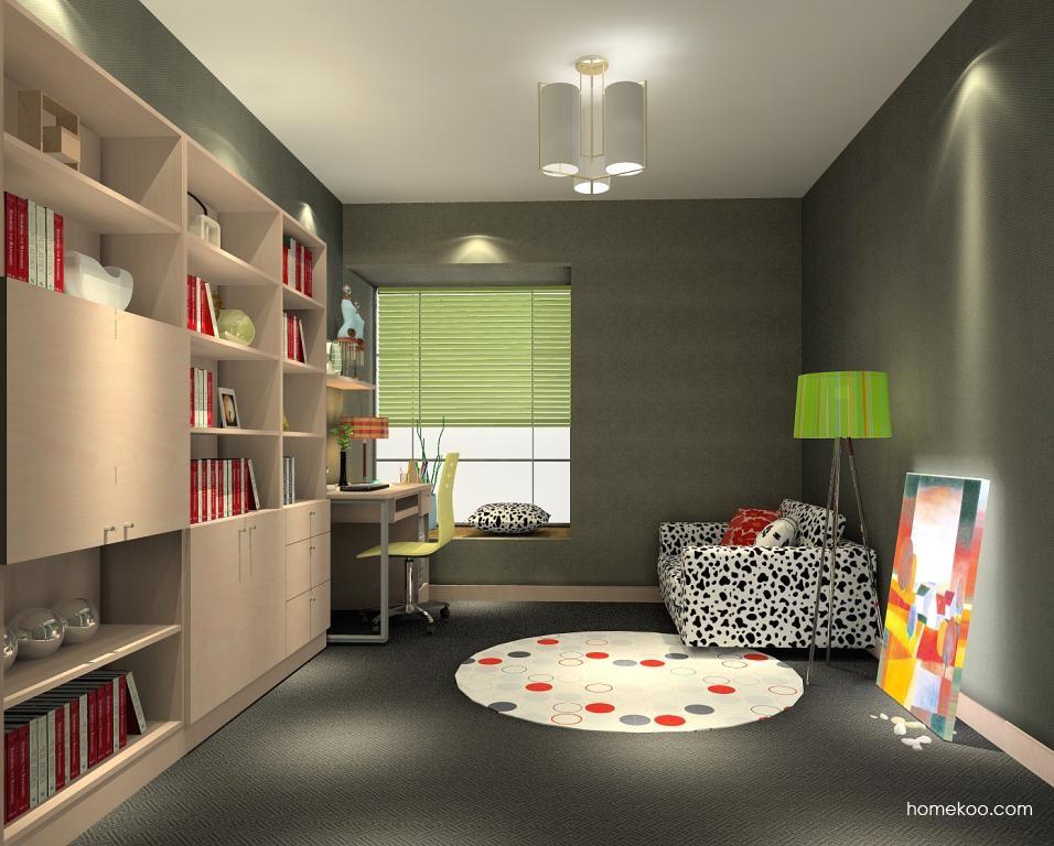 书房家具C8722
