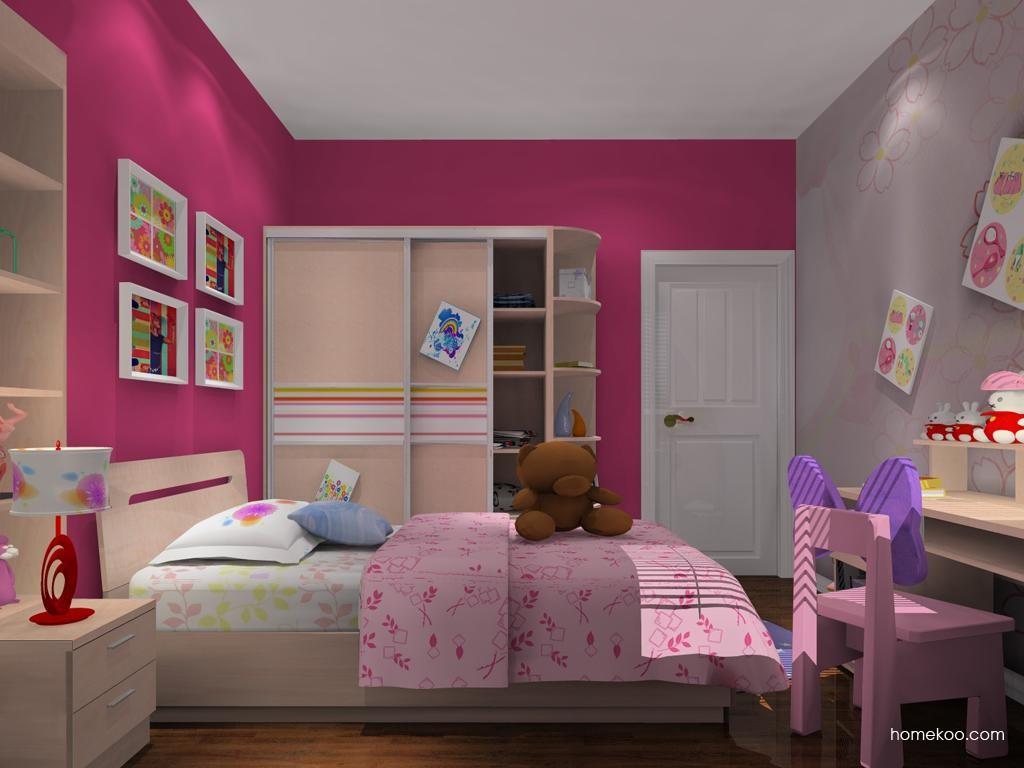 女孩的梦青少年房B10483