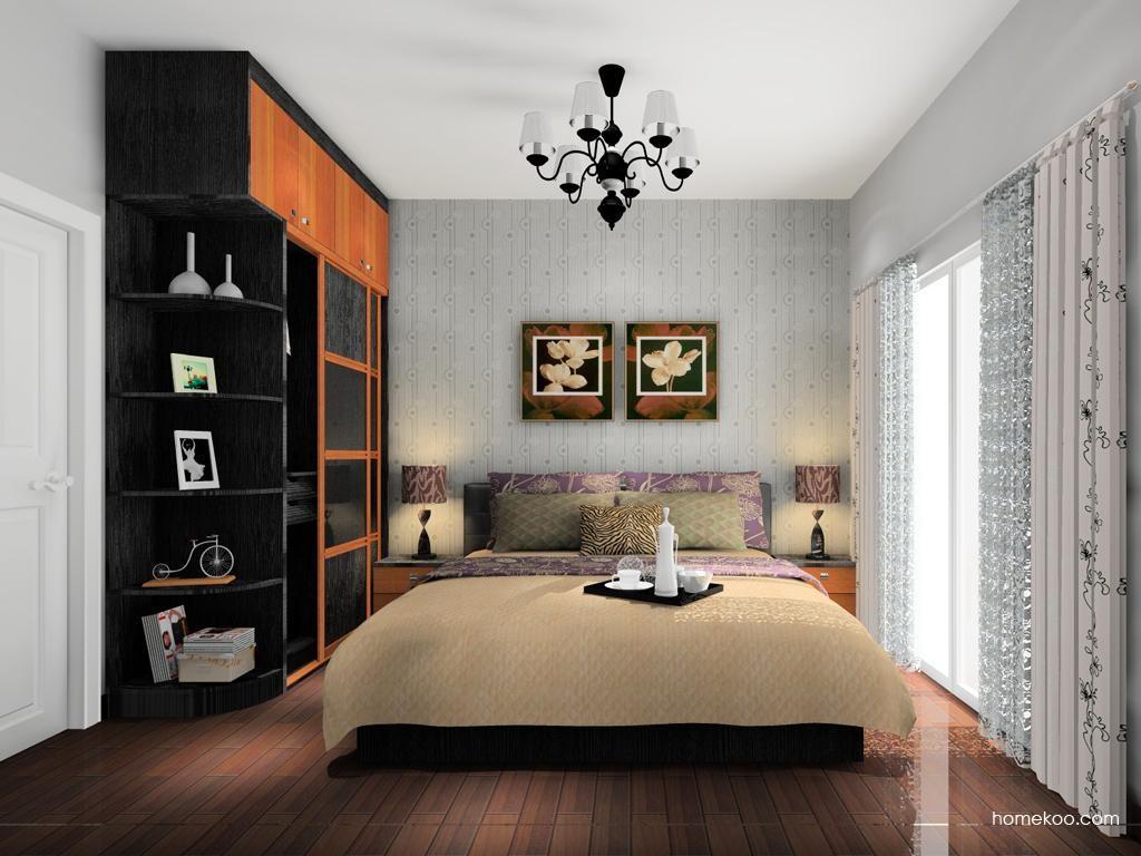 德国森林卧房家具A10523