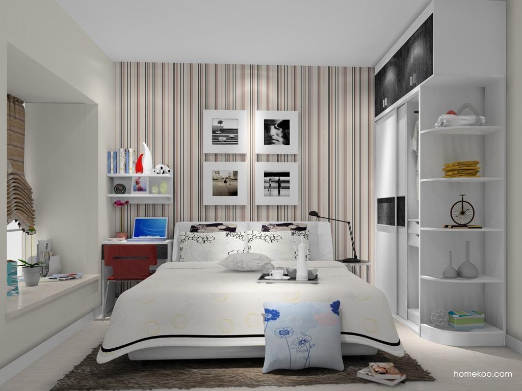 简约主义卧房家具A10568