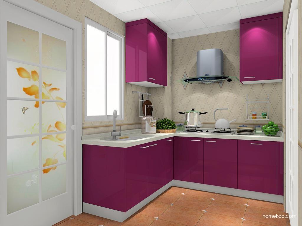 紫晶魅影橱柜F10254