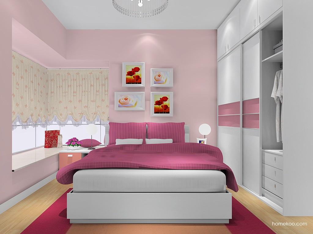 浪漫主义卧房家具A10613