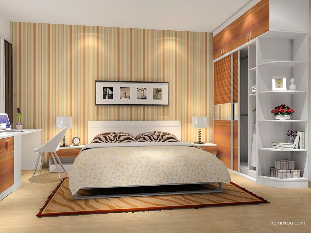 新实用主义卧房家具A10646