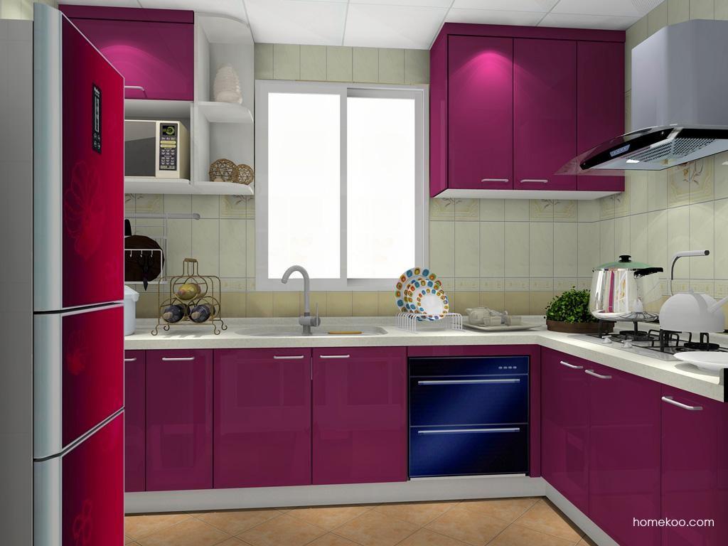 紫晶魅影橱柜F10272