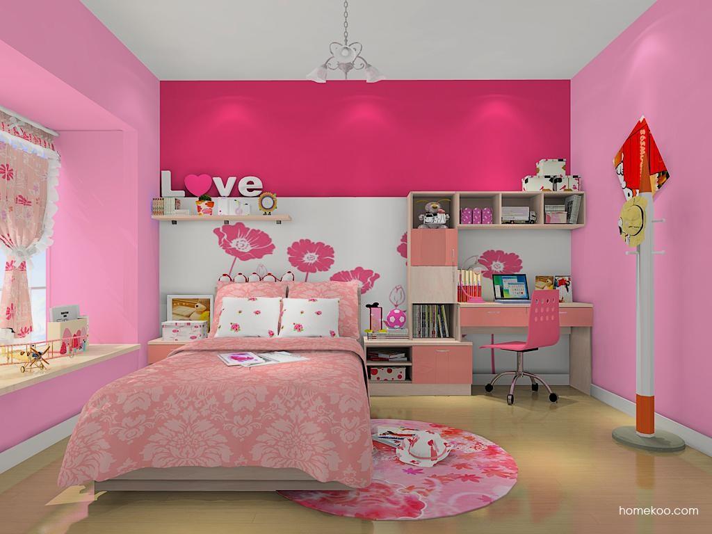 女孩的梦青少年房B10559