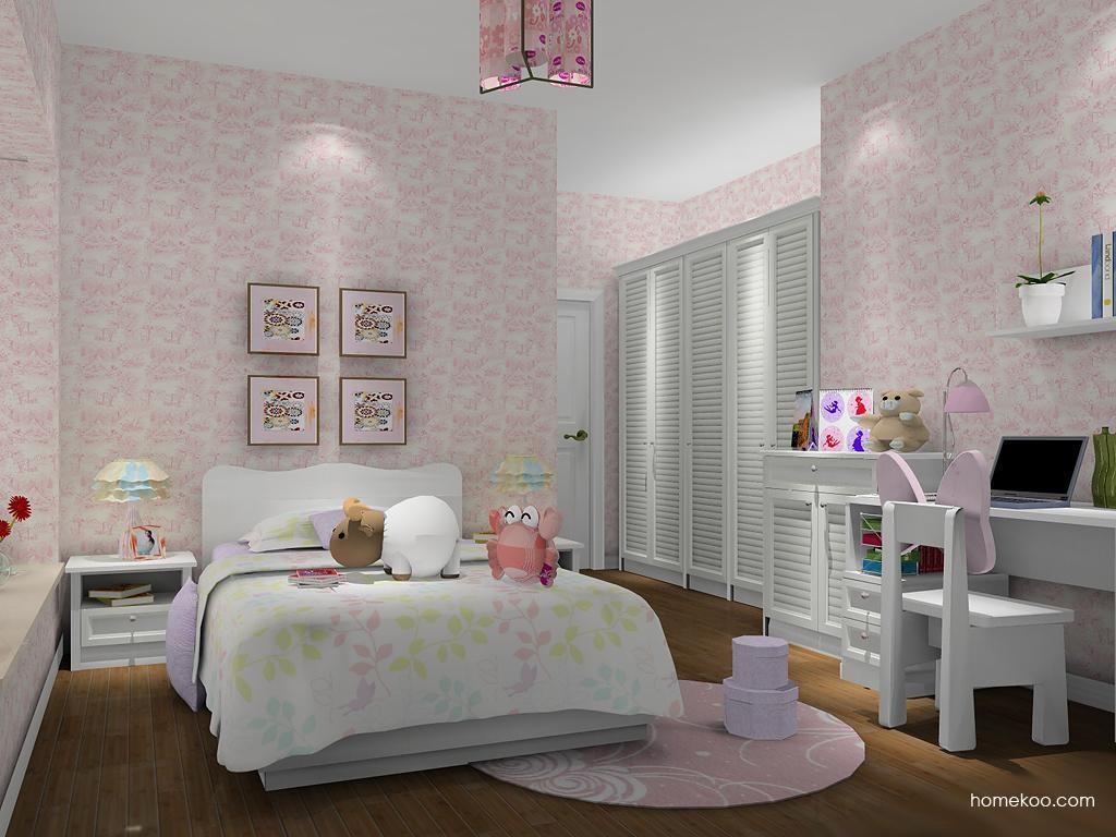 女孩的梦青少年房B10561