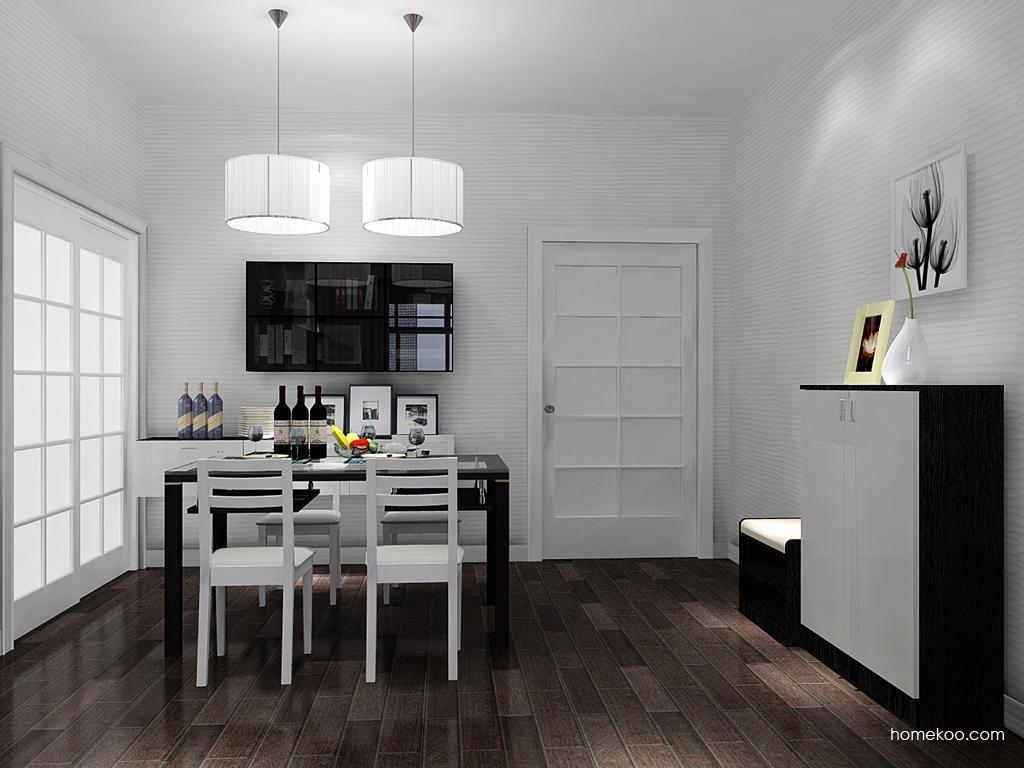 新实用主义餐厅家具E8468