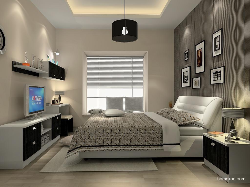 简约主义卧房家具A10767