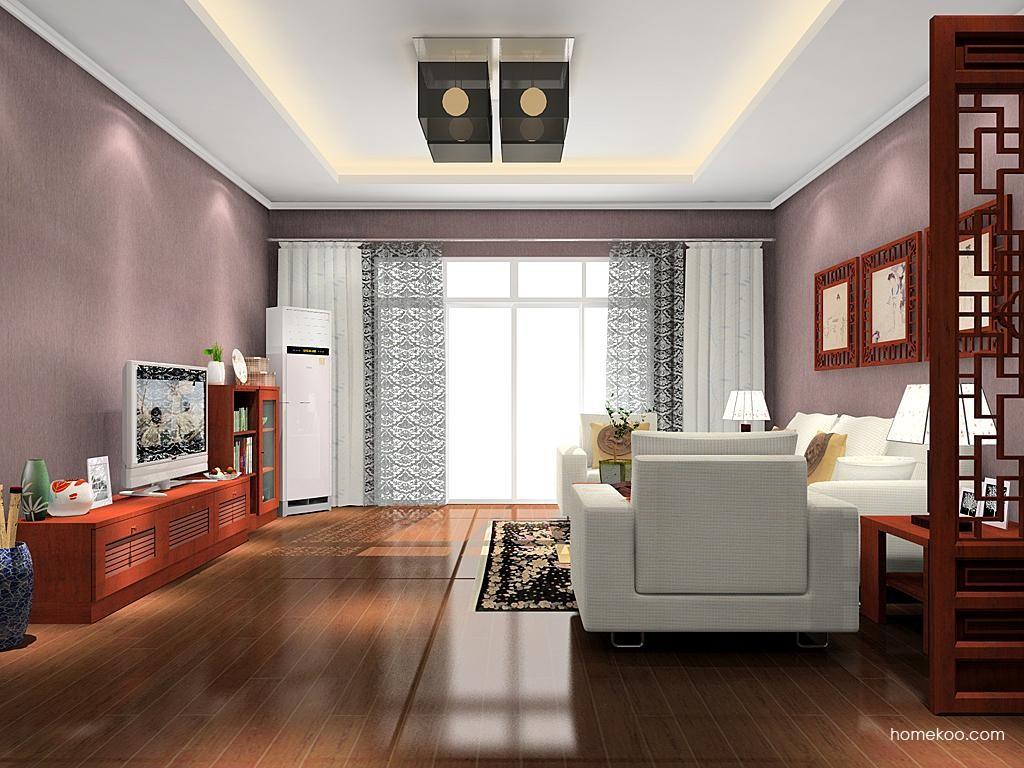 新中式主义客厅家具D8500