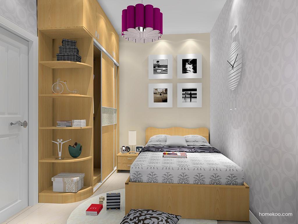 新实用主义卧房家具A10793