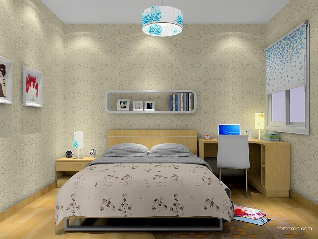 丹麦本色卧房家具A10820