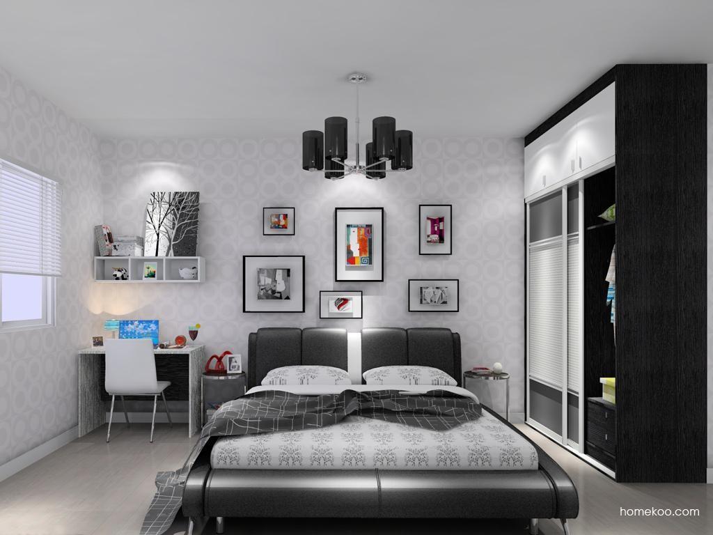 简约主义卧房家具A10850