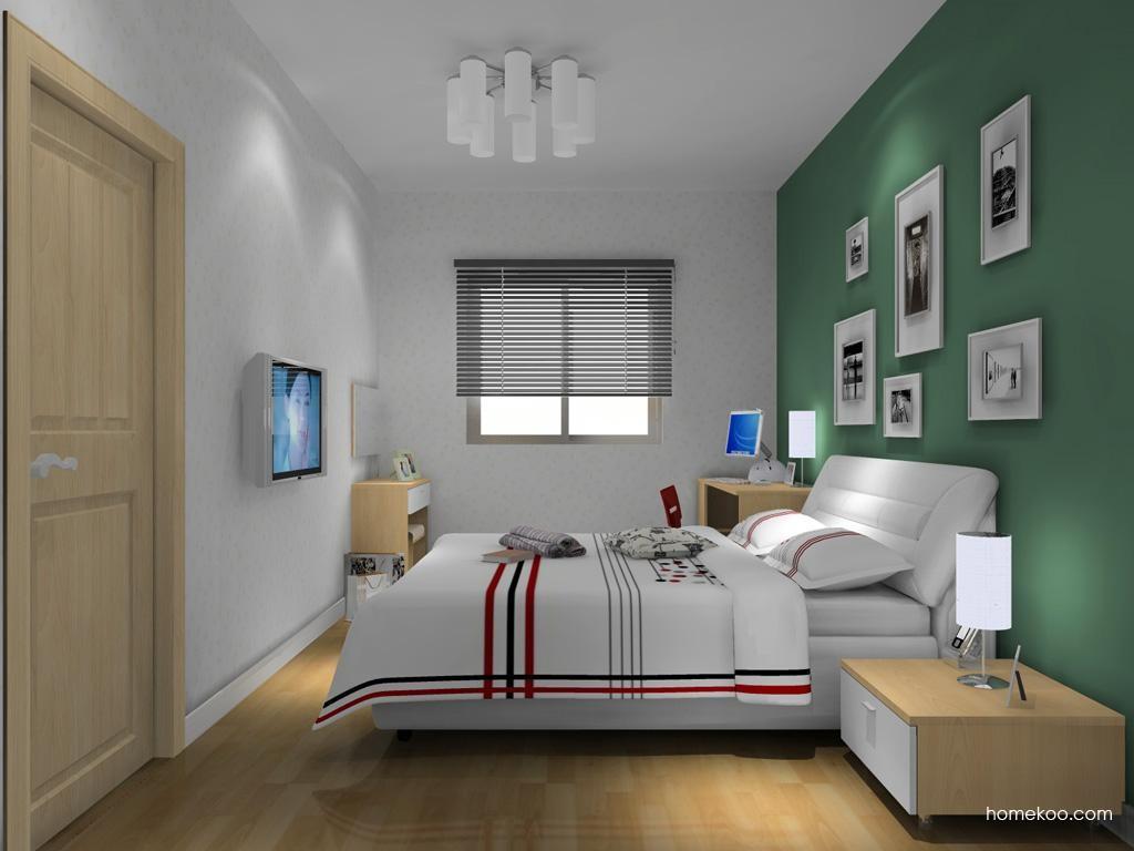 新实用主义卧房家具A10880