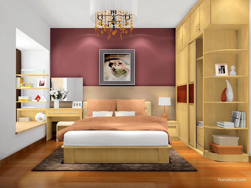 丹麦本色卧房家具A10981