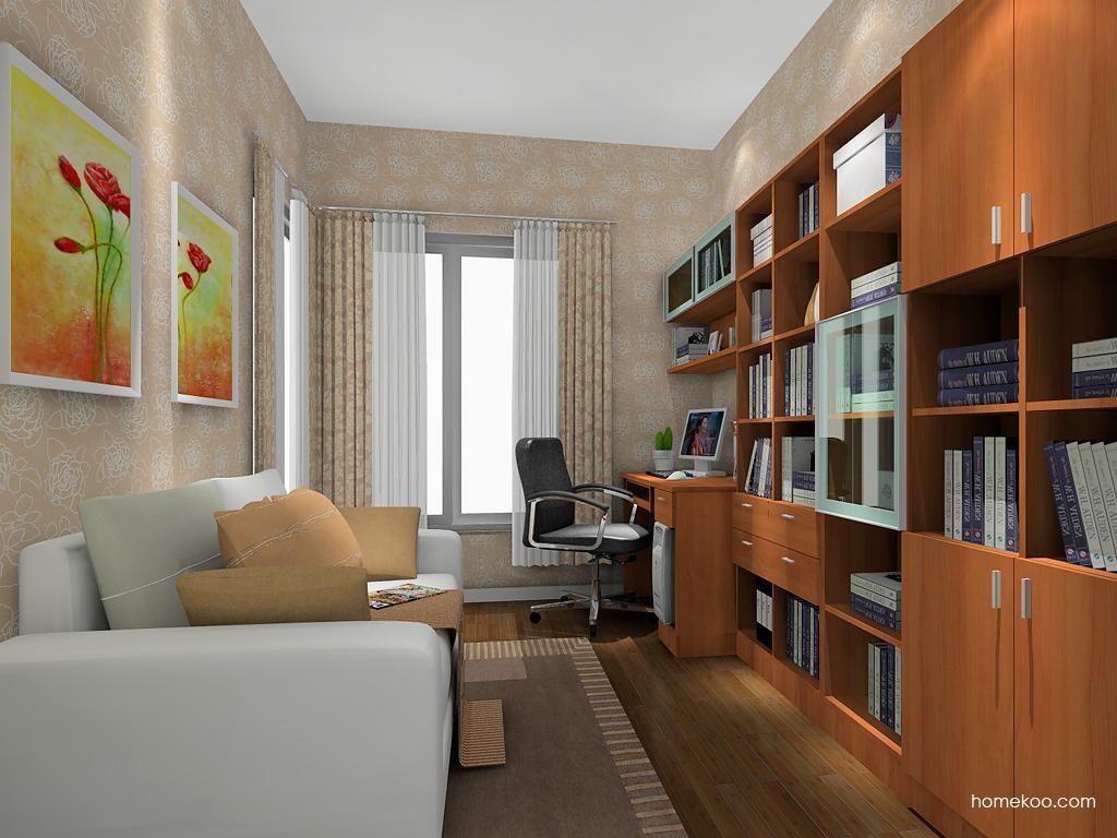 新实用主义书房家具C10450