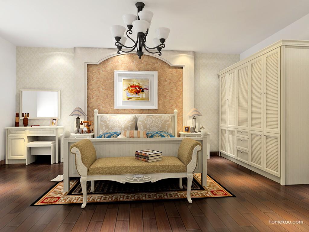 英伦印象卧房家具A10987