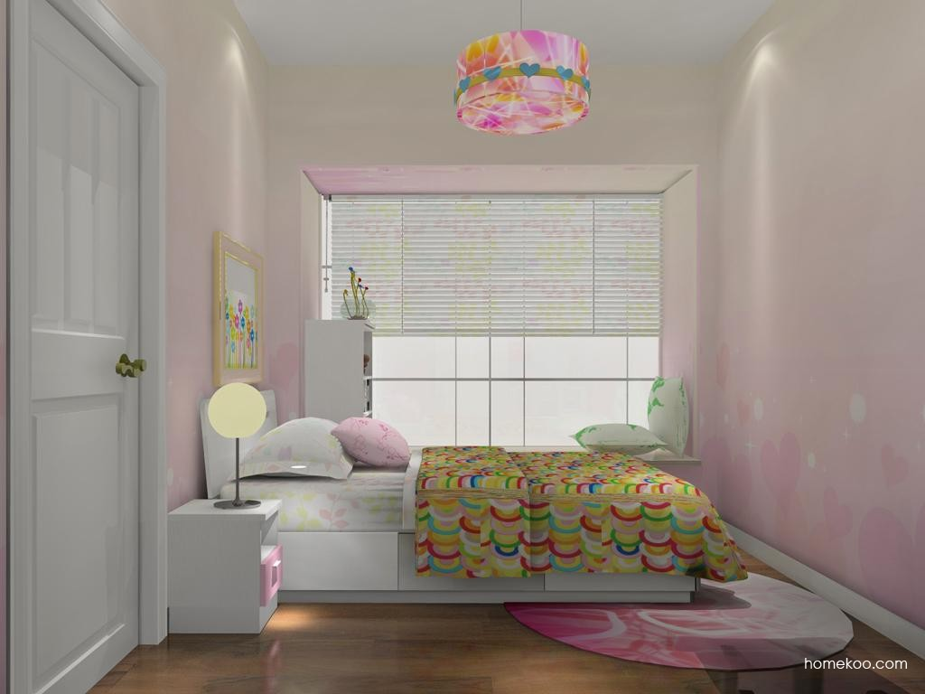 女孩的梦青少年房B10783
