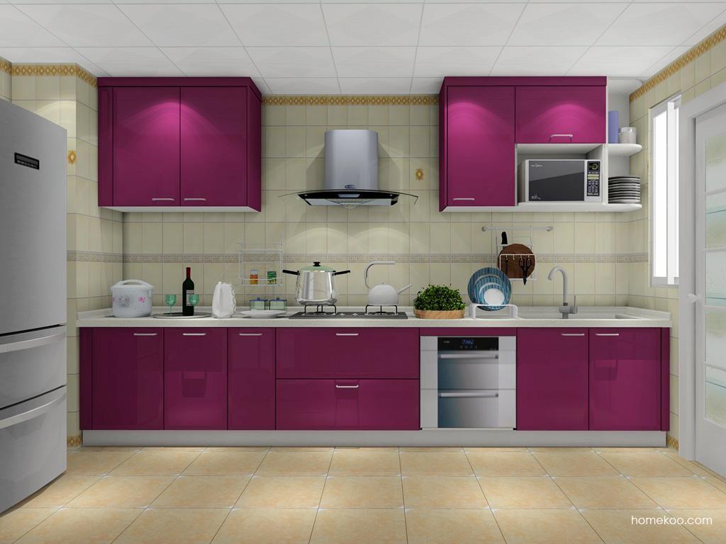 紫晶魅影橱柜F10363