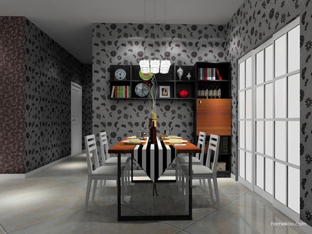 德国森林餐厅家具E8535