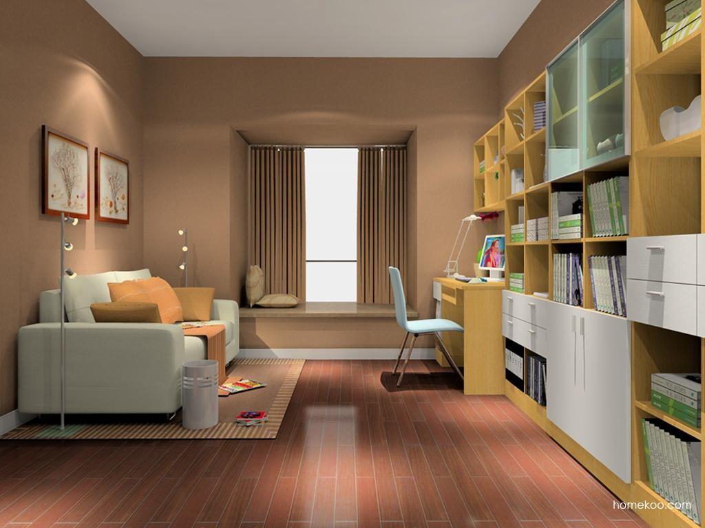新实用主义书房家具C10496