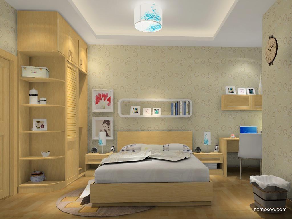 丹麦本色卧房家具A11037