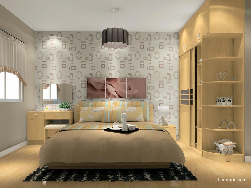 新实用主义卧房家具A11094