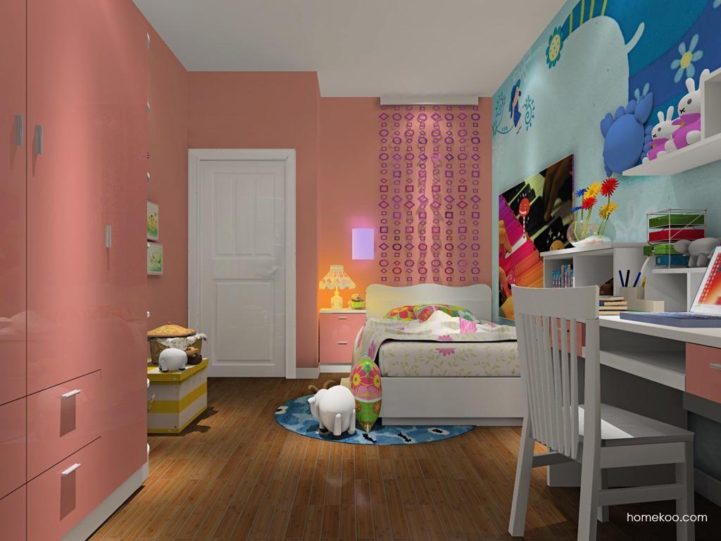 女孩的梦青少年房B10910