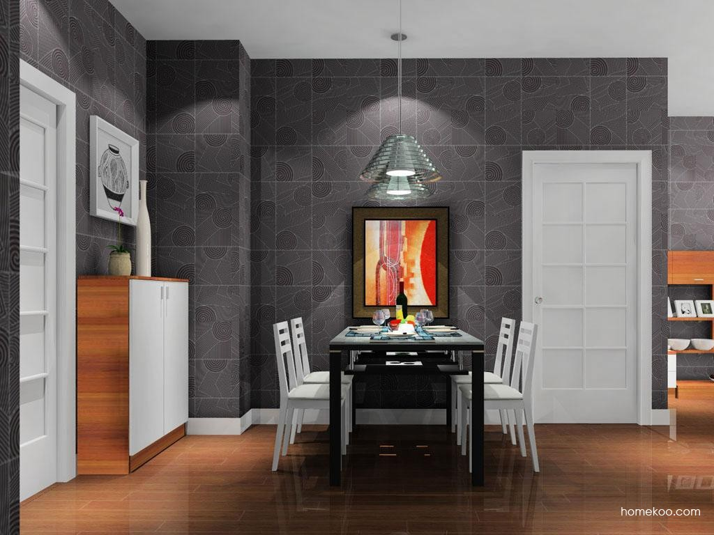 新实用主义餐厅家具E8564