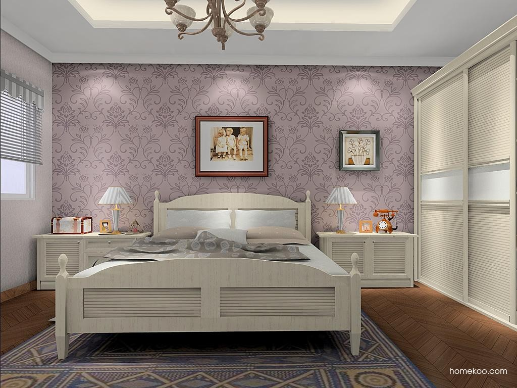 英伦印象卧房家具A11202