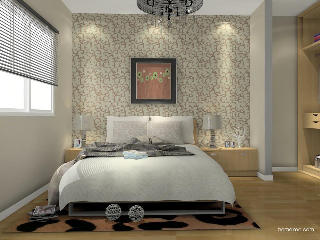 新实用主义卧房家具A11220