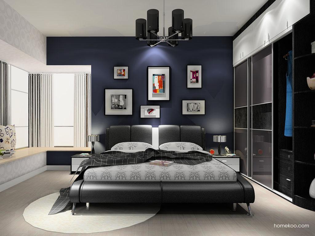 简约主义卧房家具A11262
