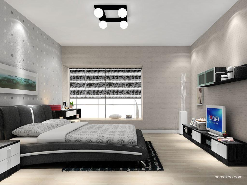 简约主义卧房家具A11263