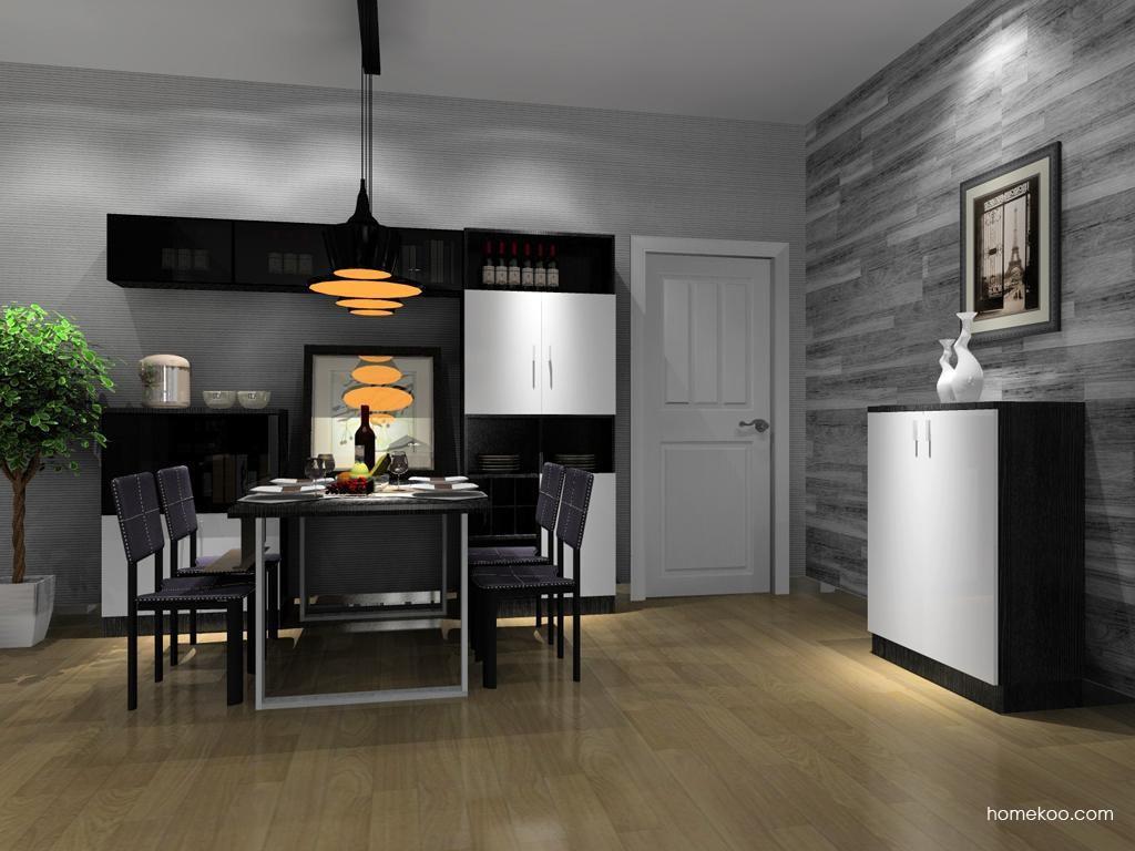 简约主义餐厅家具E8600