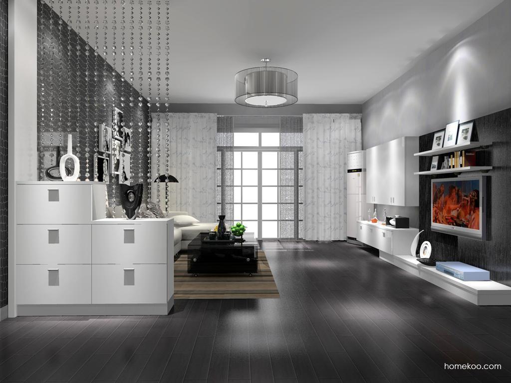 新实用主义客厅家具D8609