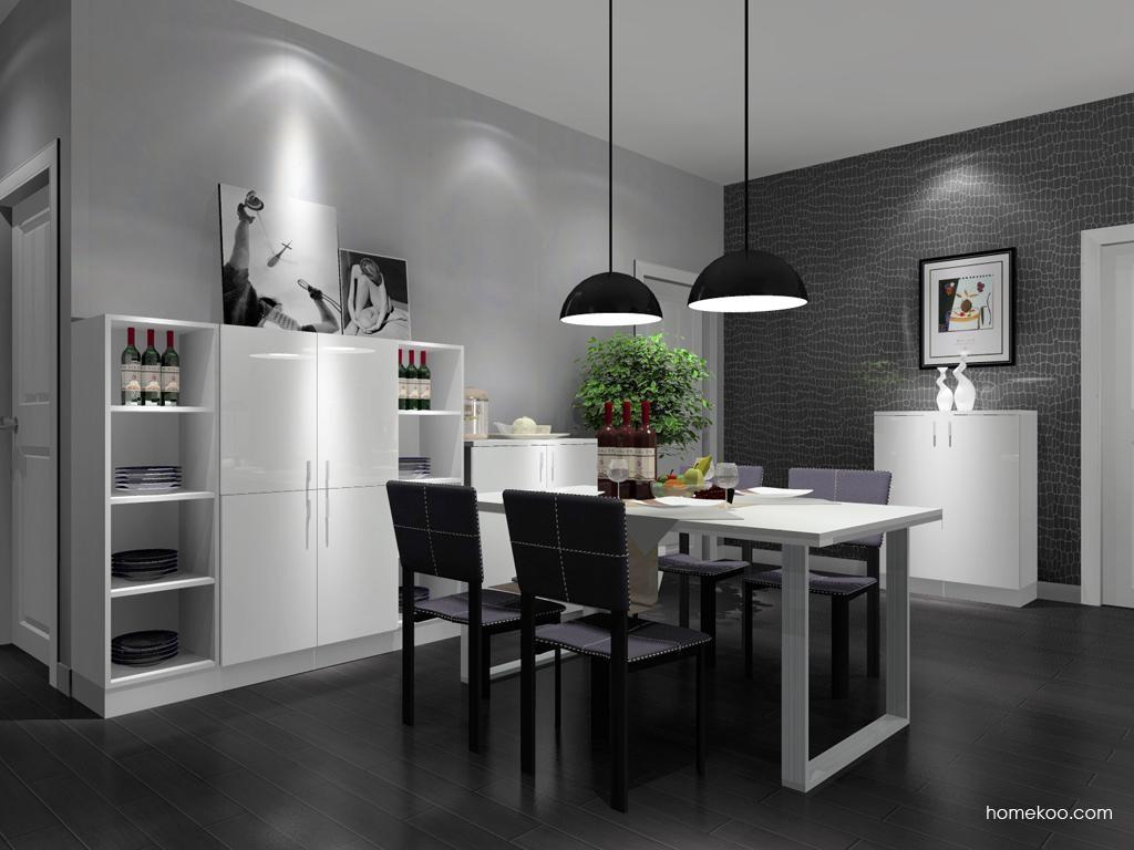 新实用主义餐厅家具E8602