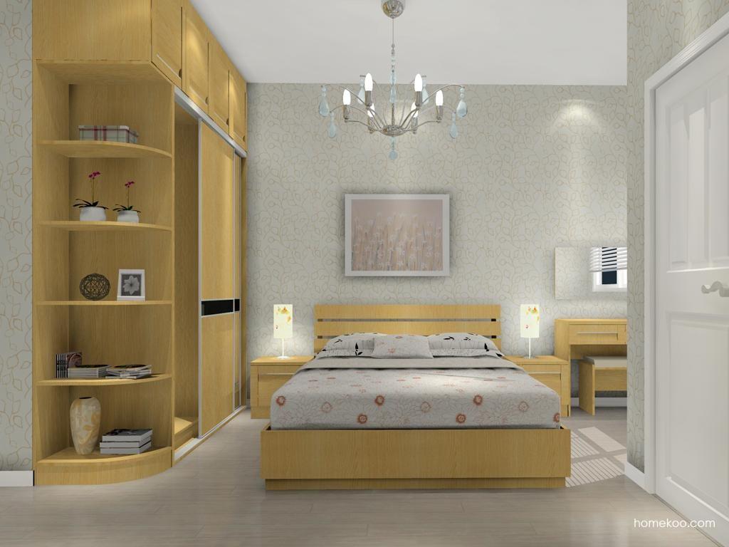丹麦本色卧房家具A11290