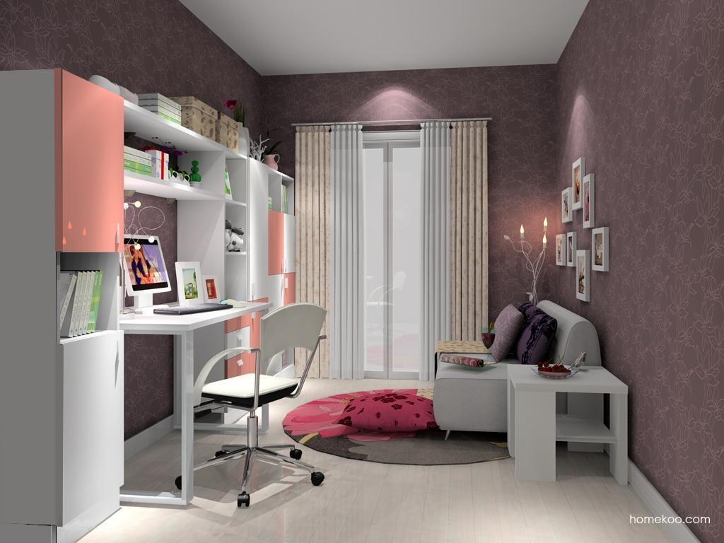 浪漫主义书房家具C10553