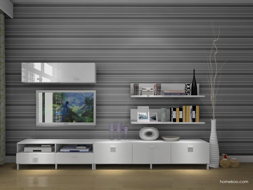 浪漫主义客厅家具D8635