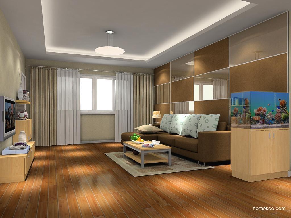 新实用主义客厅家具D8638